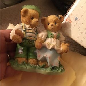 Cherished Teddies 302481 Harvey & Gigi 1997 Enesco